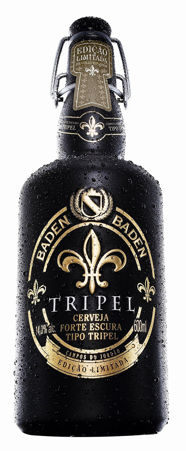Baden Baden Tripel. Cervejaria Baden Baden. Campos do Jordão-SP.