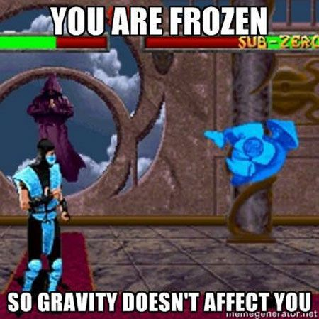 Ridiculous Examples of Video Game Logic - Funny Gallery
