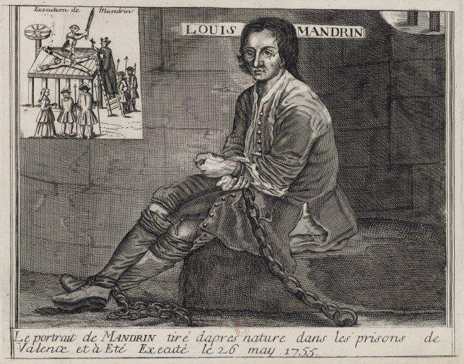 La légende de Louis Mandrin | L'histoire par l'image