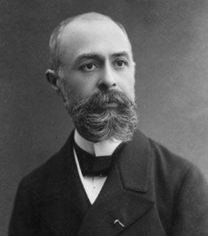 Antoine Henri Becquerel (15 décembre 1852, Paris - 25 août 1908, Le Croisic, France) est un physicien français. Il est lauréat de la moitié du prix Nobel de physique de 1903 (partagé avec Marie Curie et son mari Pierre Curie).