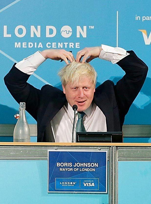 Love Boris Johnson