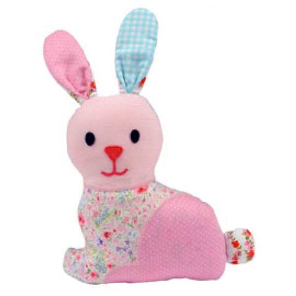 Tiger Tribe - Bunny Softie Rattle