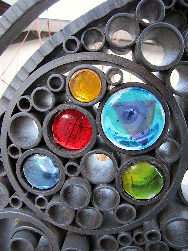 #metal #castglass #design #railing #markPuigmarti #francisMuscat