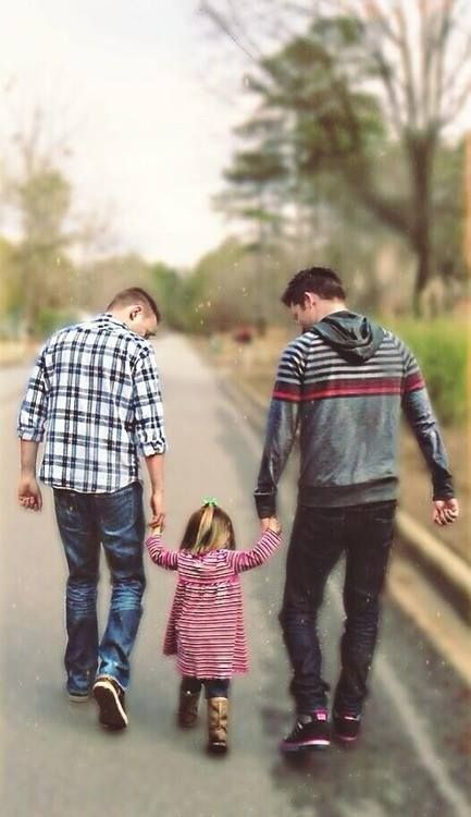 Gay family is simply family