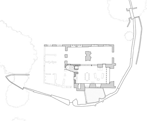 HIC *: Witherford Watson Mann   Astley Castle Renovation: Contemporary Residential, Castles Renovation, Astley Castles, Mann Astley, Small Scale, 08 Witherford, Mann Architects, Witherford Watson, Watson Mann