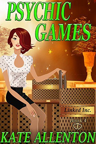 11/26/2016 -- Psychic Games (Linked Inc. Book 4)' now on Amazon!