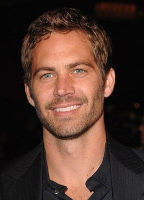 Paul Walker...he's not really a thing and I don't necessarily love him, but he's def top 3 of my hollywood hunks :)