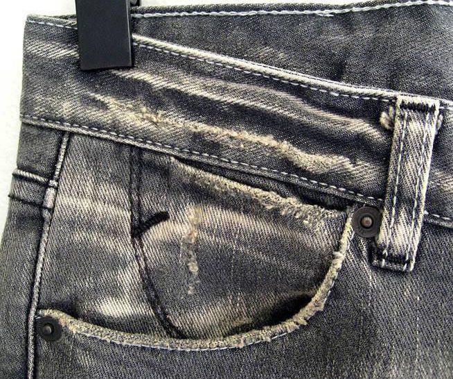#pocket #denim #jeans