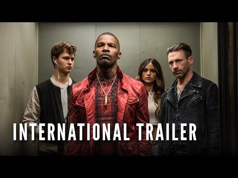Baby Driver (2017) Full Movie Streaming HD