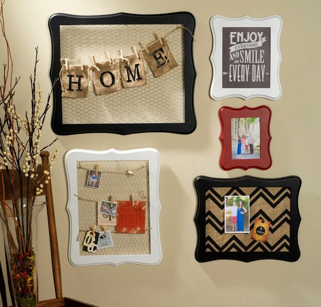 Whimsical Open Back Frames By Sarah Owens For Craftwarehouse