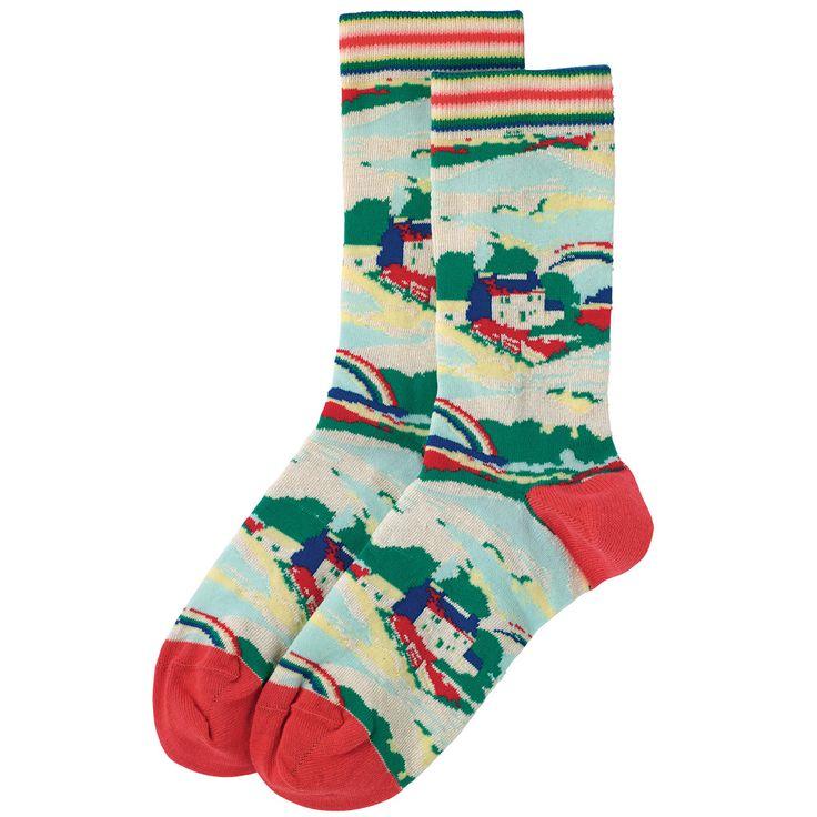 Beacon View Socks | Socks and pants | CathKidston