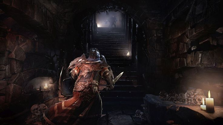 E3 2014: Wow, Lords of the Fallen Really Does Look Like a Souls Game