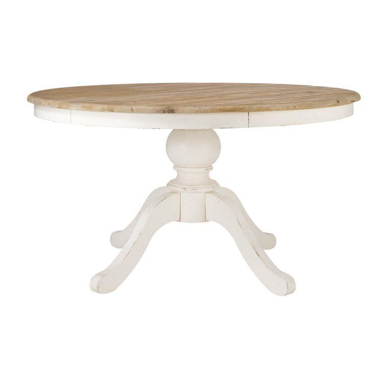 15 pines de mesa redonda que no te puedes perder - Mesas modernas de comedor ...