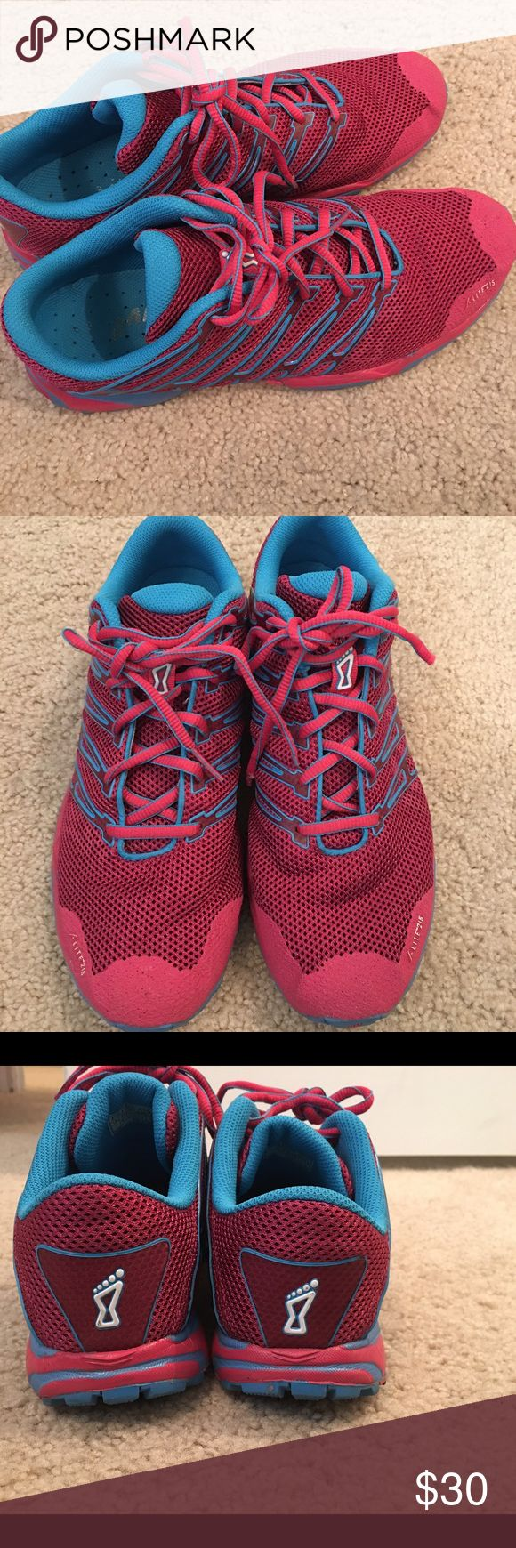Inov-8 shoes Women's size 9.5 Inov-8 cross training shoes! Only worn a few times! In great condition! Shoes Athletic Shoes