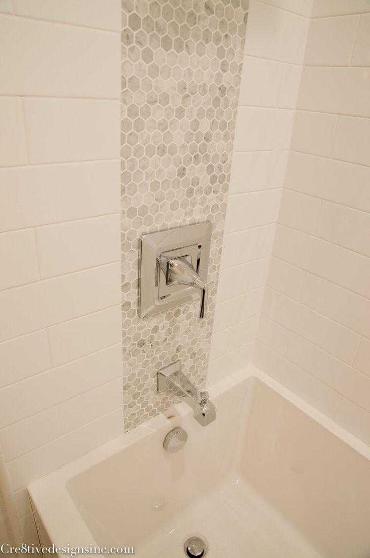 Best 25+ Accent tile bathroom ideas on Pinterest | Guest ...
