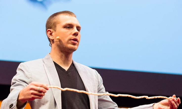 MUST SEE for every ENGINEER + ARCHITECT  + the future of building construction l  TED Fellow Skylar Tibbits of MIT's Self- Assembly Lab with Autocad on 4D printing - emerging technology will print objects that then reshape themselves or self-assemble over time. l Worth every second!!!
