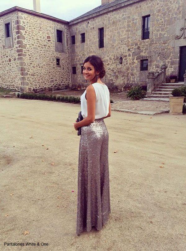 Ir con pantalones para una boda | Magazine - Bodabook