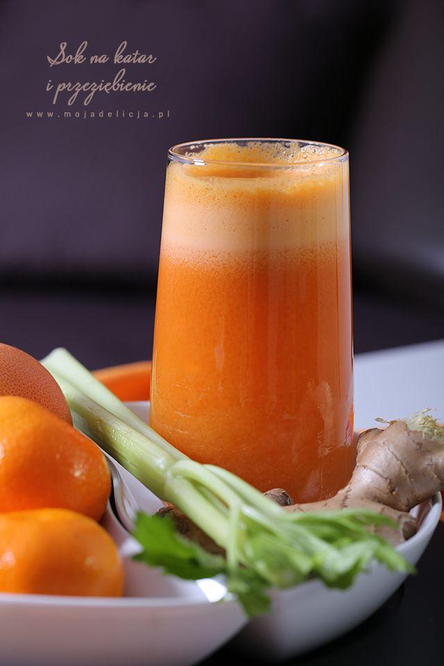 sok-na-katar,-grype,-przeziebienie,-sok-z-marchewki,-jablek,-pomaranczy,-seleru-i-imbiru