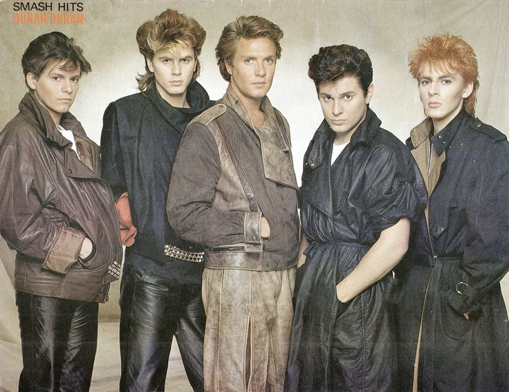 DURAN DURAN, Smash Hits, July 7, 1983 NEW ROMANTICS