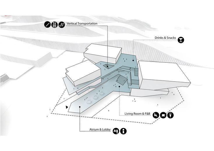 Gallery of UNStudio gewinnt Frankreichs größten privaten Architekturwettbewerb für das Kulturkinozentrum in EuropaCity – 7