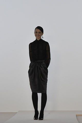 Valentino Fall 2008 Ready-to-Wear Fashion Show - Alessandra Facchinetti