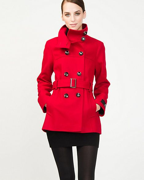 1000  ideas about Red Winter Coat on Pinterest | Winter coats