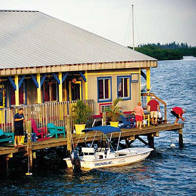 Matlacha Island Florida.  Go to www.YourTravelVideos.com or just click on photo for home videos and much more on sites like this.