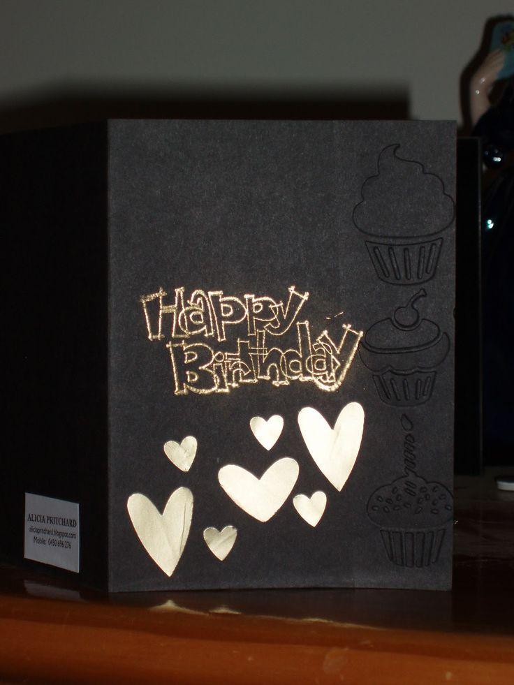 Handmade Happy Birthday Signs. Ideas For Boyfriends
