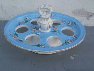 Купить Подставка  для  яиц  пасхальная  Гарднер   на аукционе антиквариата Виолити auction.violity.com