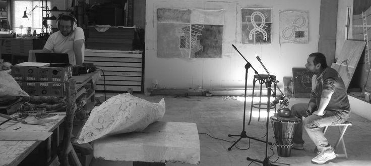 Salt Spirit.  Working with Horacio Sapere 'Oració per la sal'