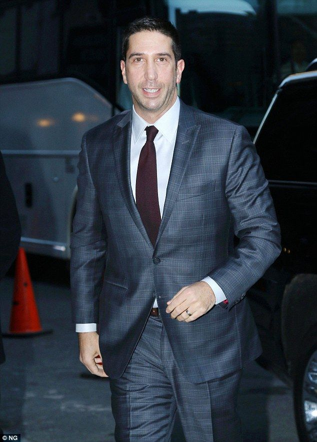 Impact: David Schwimmer has claimed the OJ Simpson trial may have helped put Robert Kardashian in an early grave