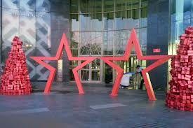 christmas mall decorations - Buscar con Google
