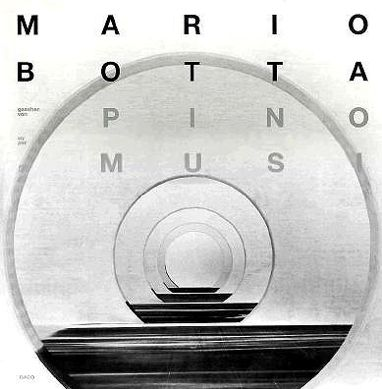 Mario Botta: Seen by Pino Musi