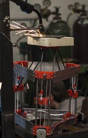 3D Metal Printer.  Michigan Tech Releases Open-Source 3D Metal Printer for Less Than $2,000