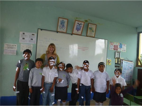 """Chiriboga Green Project from Ecuador: """"We hope to keep using Eliademy for the education and future of my country""""  #Education #Volunteering #Volunteer #Environment"""