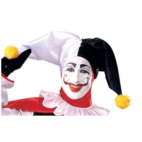 Disfraz de Super Payaso para hombres y mujeres. Halloween o Carnaval. Super clown costumes for men and women, Halloween or Carnival.