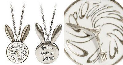 If It's Hip, It's Here: Tom Binns & Stella McCartney's Alice In Wonderland Inspired Jewelry For Disney