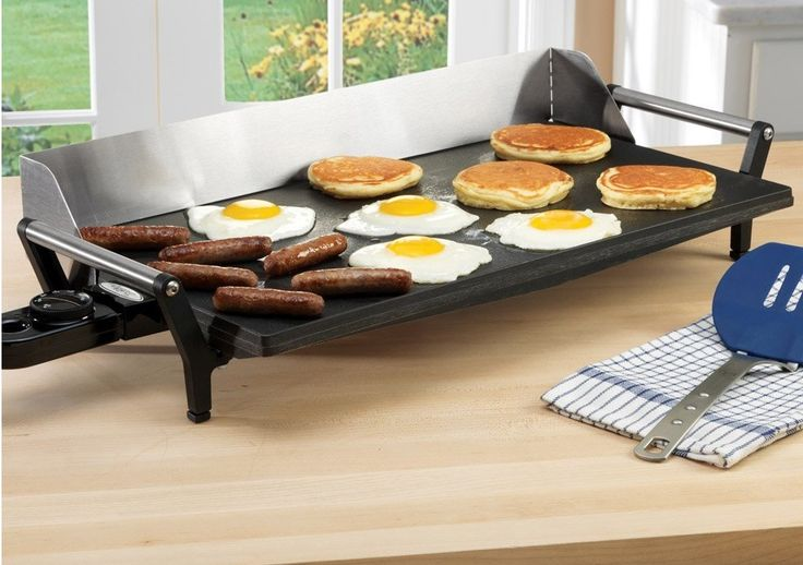 10 Best Electric Griddle: Top Picks For 2018