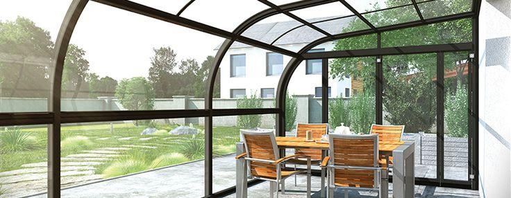 abri de terrasse panoramik 2 veranda pinterest abri de terrasse refuges et terrasses. Black Bedroom Furniture Sets. Home Design Ideas