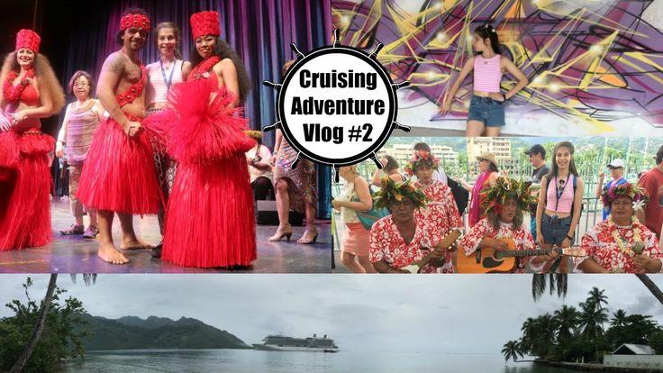 Celebrity Solstice Cruise Ship Holiday Adventure Vlog #2 | CHANTELLE PEL...