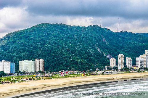 Morro da Asa Delta - São Vicente - SP