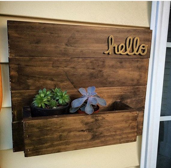 17 Best Ideas About Wood Planter Box On Pinterest