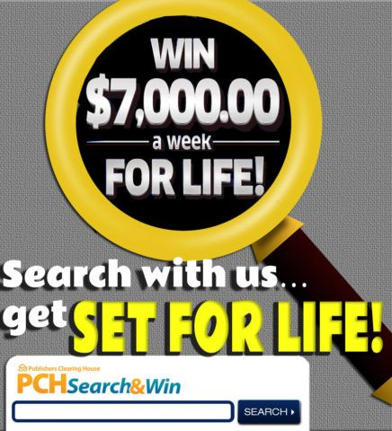 PCH Search amp Win Earn Prizes for Searching the Internet - oukas info