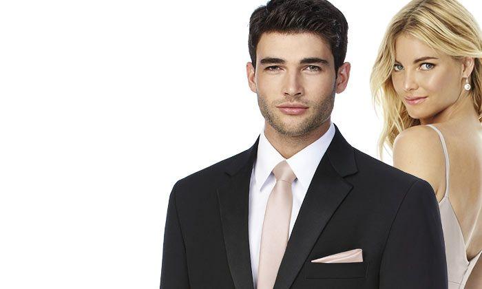 Dessy Men's Formalwear