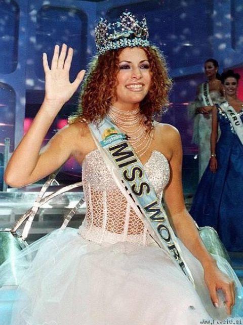 Linor Abargil – Miss World for 1998, Israel