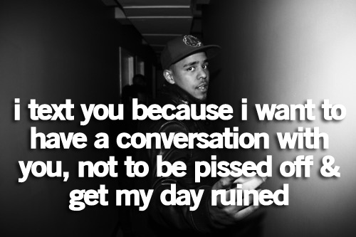 Drake Quote Text: Conversations Shouldn't Ruin Our Day Anymore. People Got