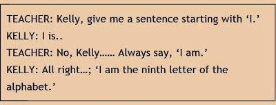 Short classroom joke #humor #teacher #student #jokes http://mw2f.blogspot.ca/2013/07/short-classroom-jokes.html