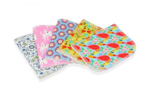 Petit Lulu Waschlappen/Reinigungstücher 5er Pack