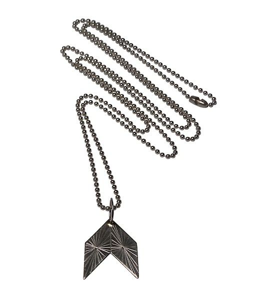 Qvist Jewellery | Urban Desert Necklace – Oxid | €107 | ENIITO