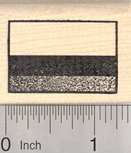 Flag of Colombia Rubber Stamp South America * You can get more details by clicking on the image.